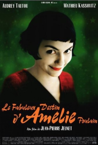 Amelie is one of the movies set in Paris