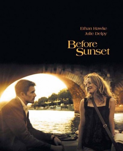 Before Sunset, the movie