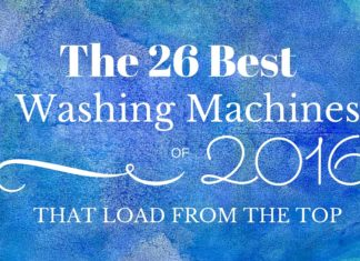The 26 best washing machines that load from the top