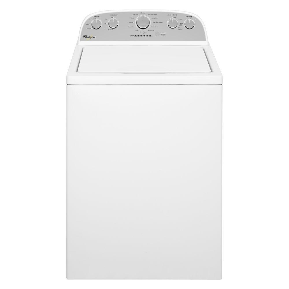 Whirlpool WTW5000DW is one of the best washing machine models
