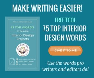 75 Top Interior Design Words ad