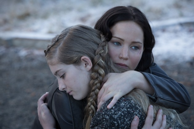 In The Hunger Games, the author need to make readers care about Katniss
