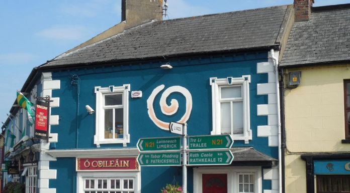 Adare the Ireland town