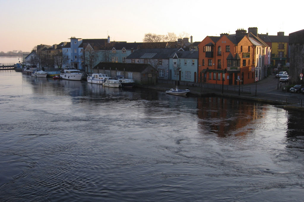 Athlone one of the prettiest Ireland towns