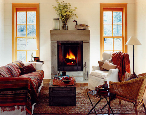 Cozy home idea by Bosworth Hoedemaker