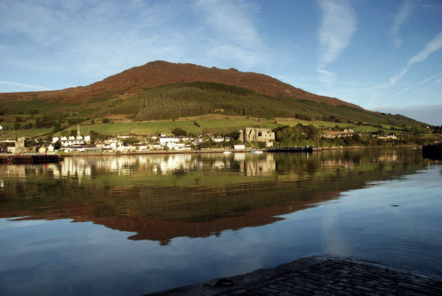 Carlingford one of the prettiest Ireland towns