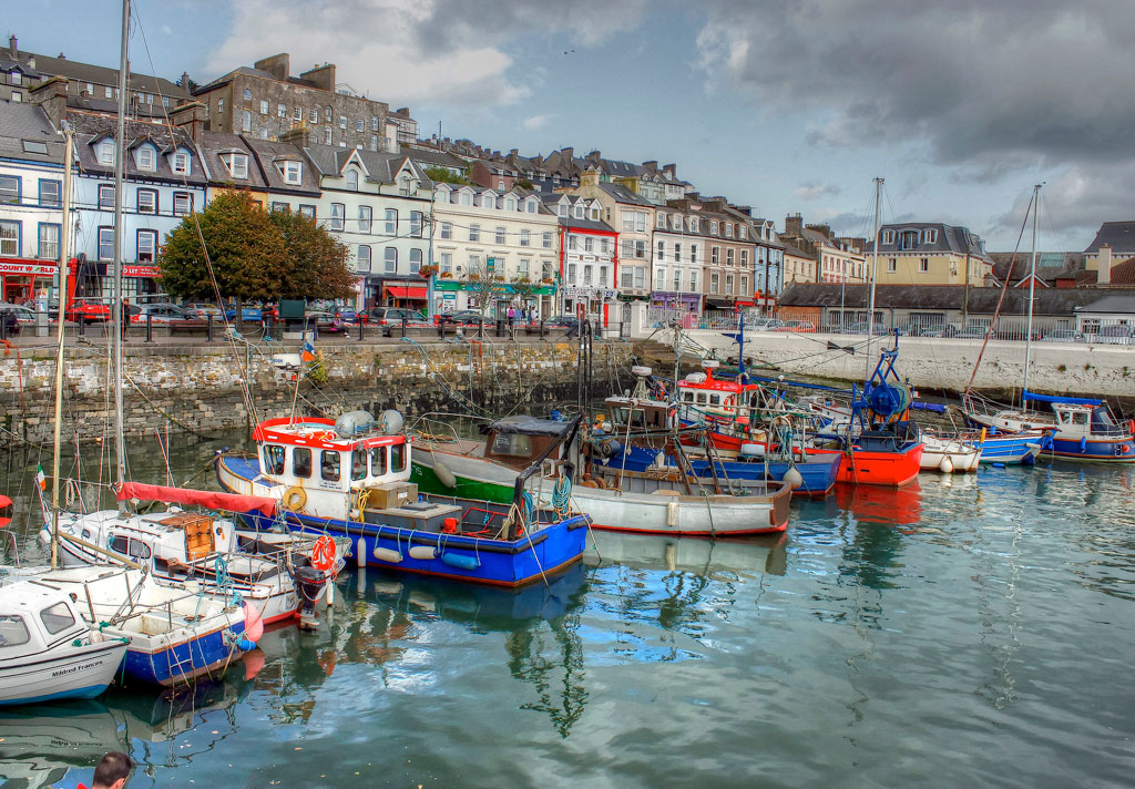 Cobh one of the prettiest Ireland towns