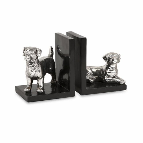 Dog bookends by IMAX