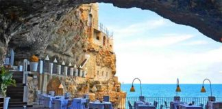 Grotta Palazzese, the restaurant in Italy-1