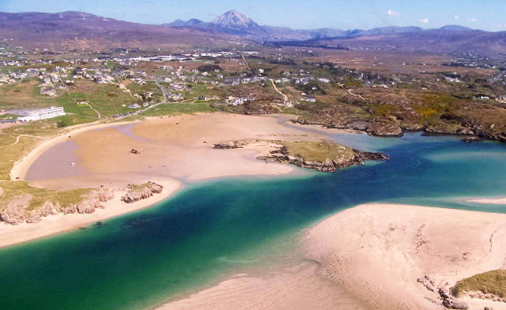 Gweedore one of the prettiest Ireland towns