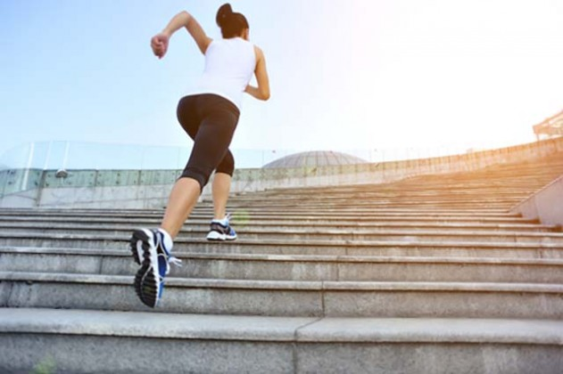 30-Day fitness challenge can involve running
