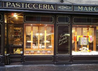 You can find traditional Italian food at bakeries like this one