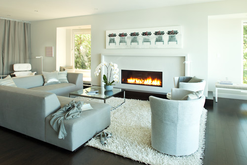 Cozy home idea by Kelly Deck Design