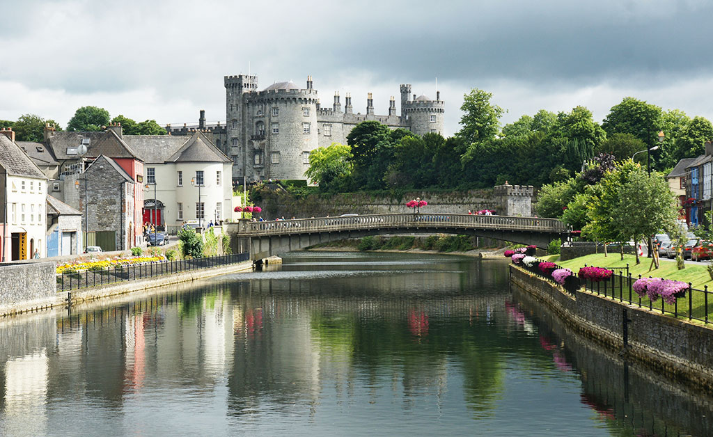 Kilkenny is one of the prettiest Ireland towns