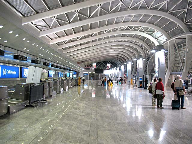 Get through Mumbai Airport faster