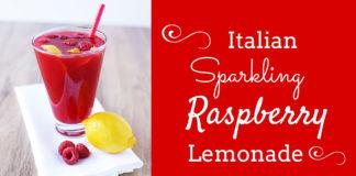 Raspberry lemonade featured photo