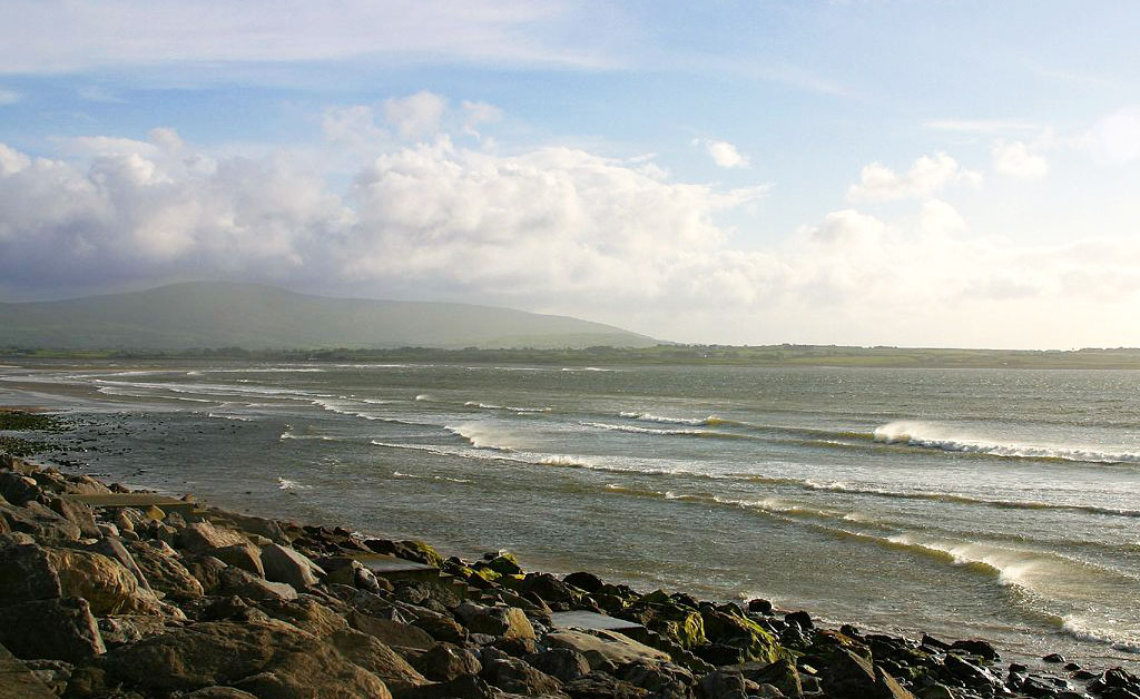 Strandhill Beach is in one of the prettiest Ireland towns