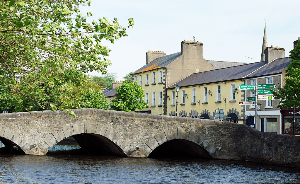 Westport is among the most beautiful Ireland towns