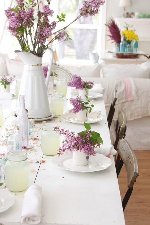 Dining Room Table Centerpieces By Other Metro Media