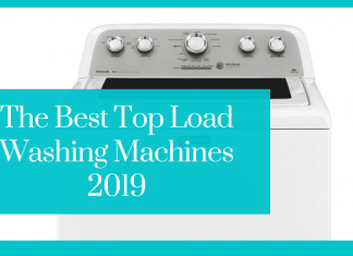 Best Washing Machines that Top Load 2019
