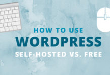 How to use Wordpress for websites and blogs