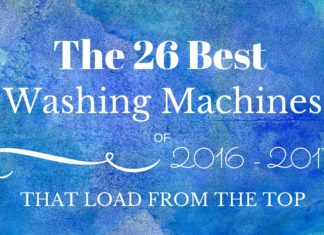 26 Best washing machines that top load 2016 - 2017