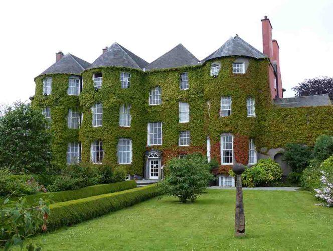 Butler House in Kilkenny, Ireland