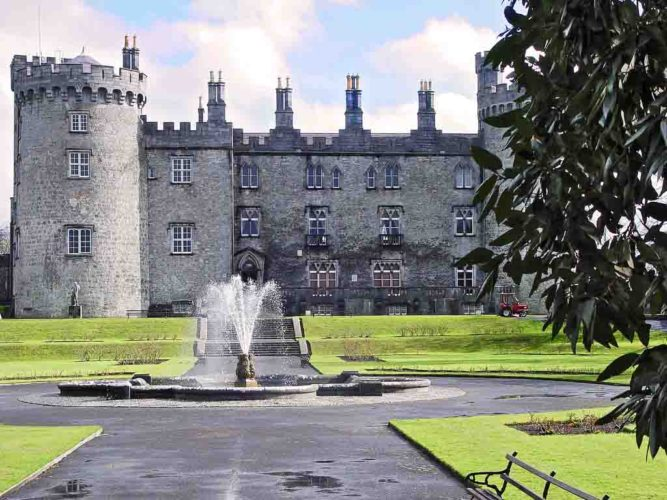 Castle Kilkenny Ireland