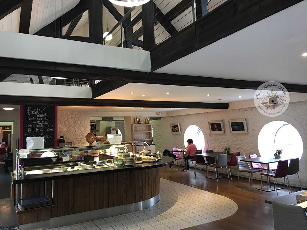 Kilkenny Design Centre Food Hall