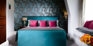 Kilkenny Hibernian Hotel room