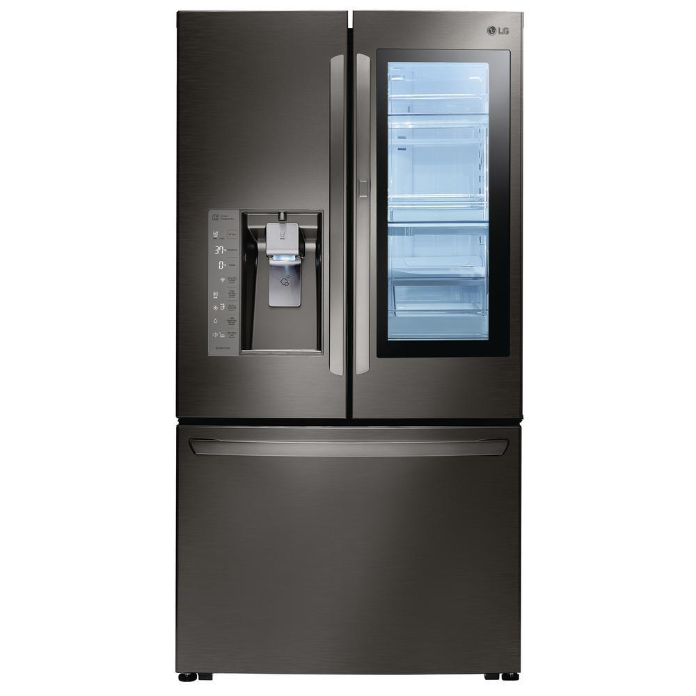 LG LFXC24796D French door refrigerator