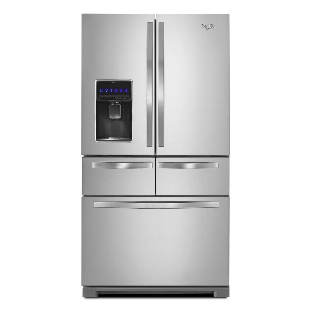 Whirlpool WRV986FDEM French Door Refrigerator