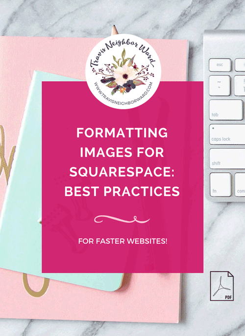 Squarespace Images Landing Page Photo