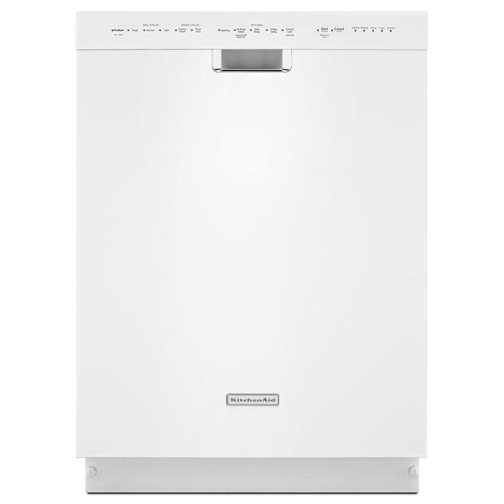 Best dishwashers include the KitchenAid KDFE104DWH dishwasher