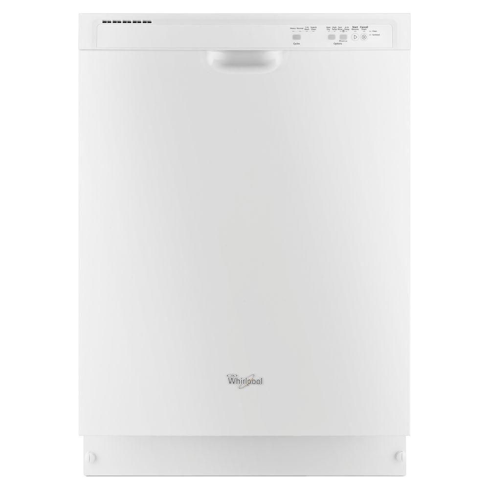 Whirlpool WDF520PADW dishwasher